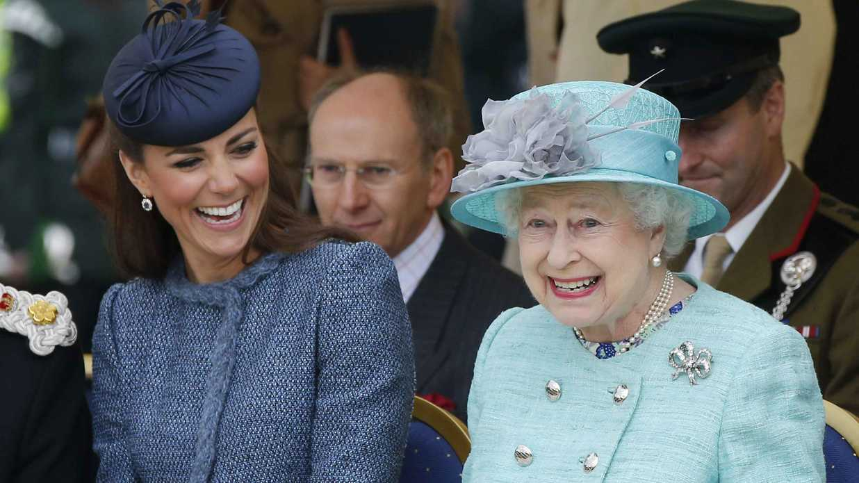 You'll Never Guess Who These Royal Family Nicknames Belong To