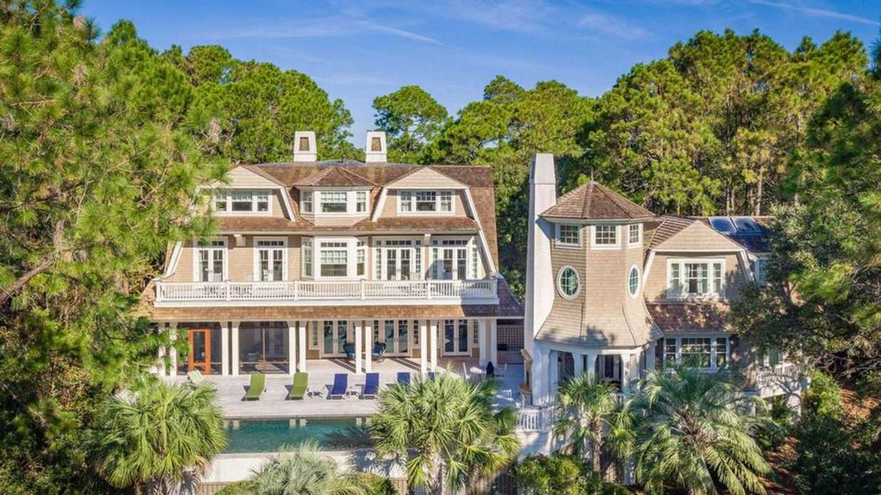 The South's Most Lavish Beach House is On the Market