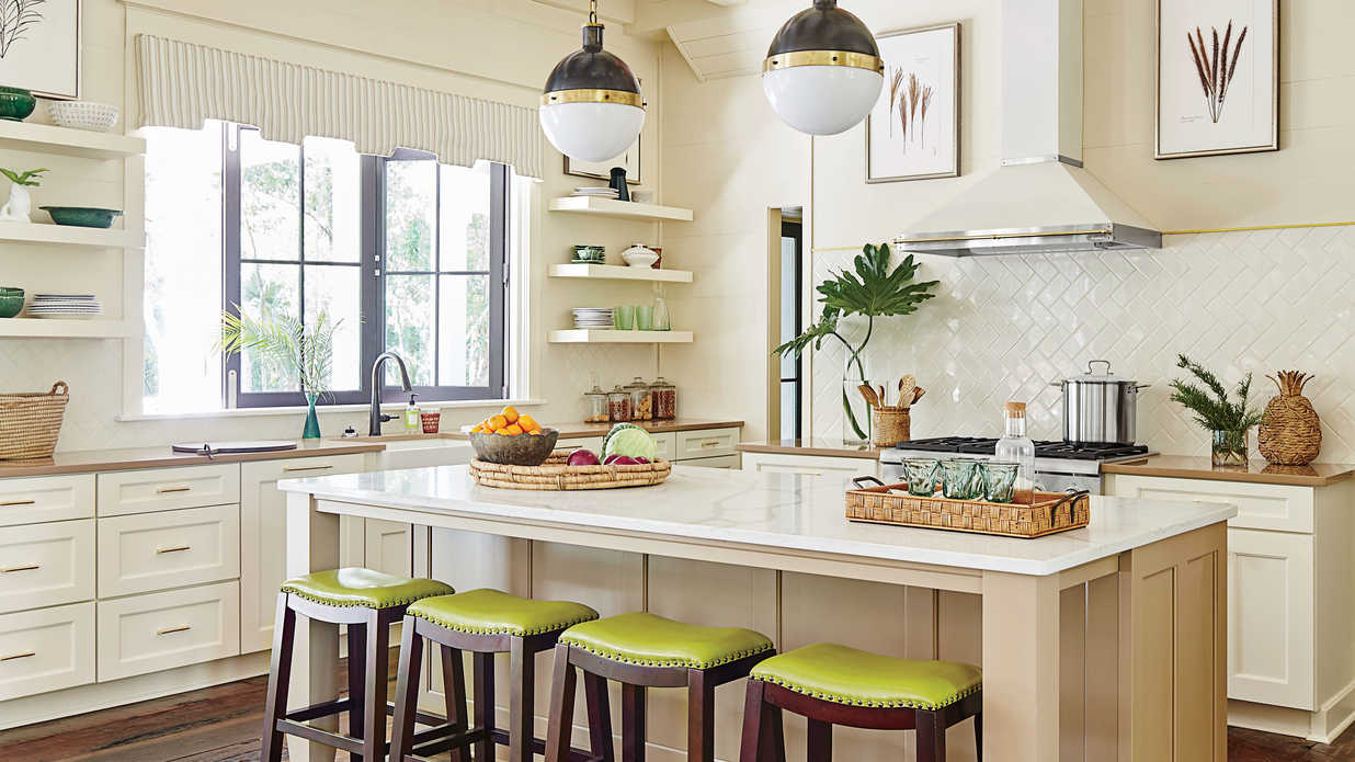 This Will Be The Biggest Countertop Trend of 2018 - Southern Living