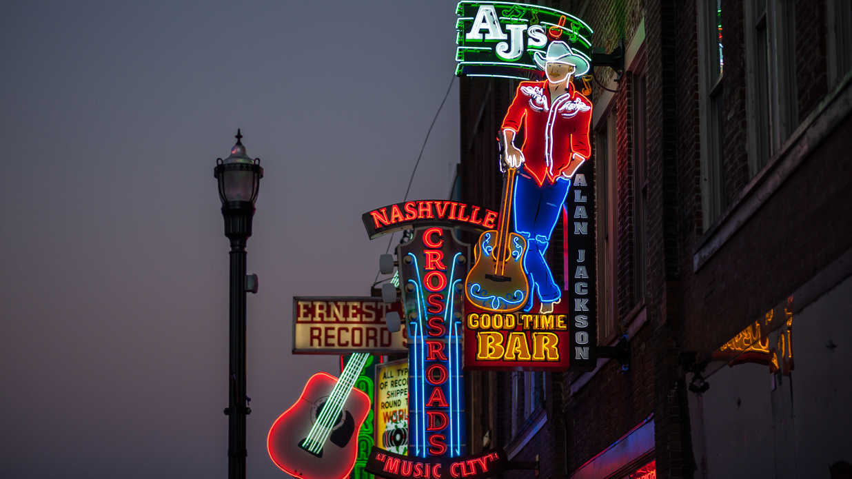 Aj S Good Time Bar In Nashville Is Now Open Southern Living
