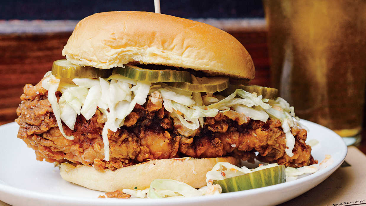 The South\'s Best Sandwiches - Southern Living