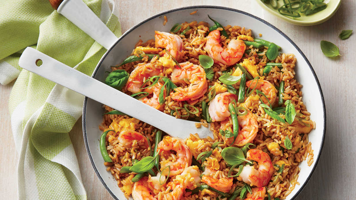 Pan Fried Shrimp Recipes Food Network