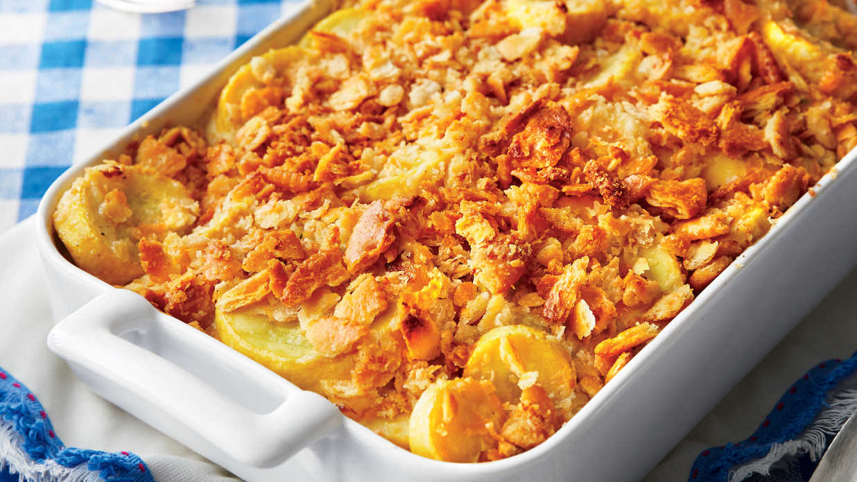 Crowd-pleasing Casseroles Perfect for Church Potlucks