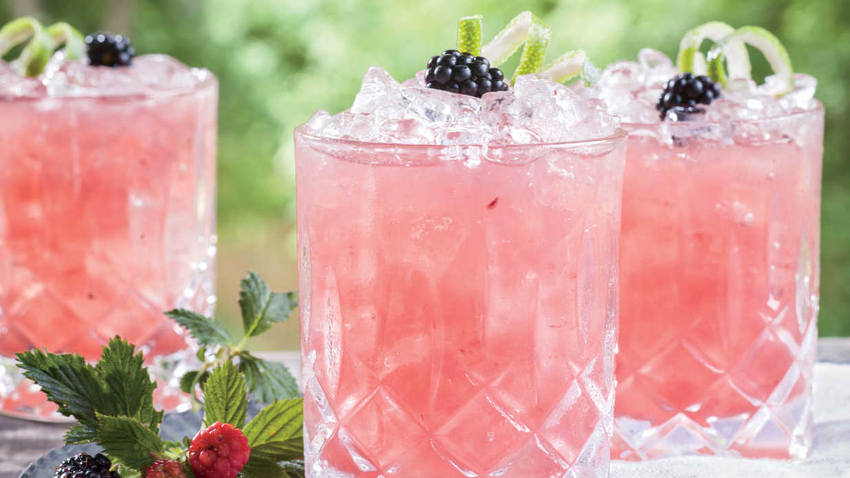 Our Most Delicious Pink Cocktails
