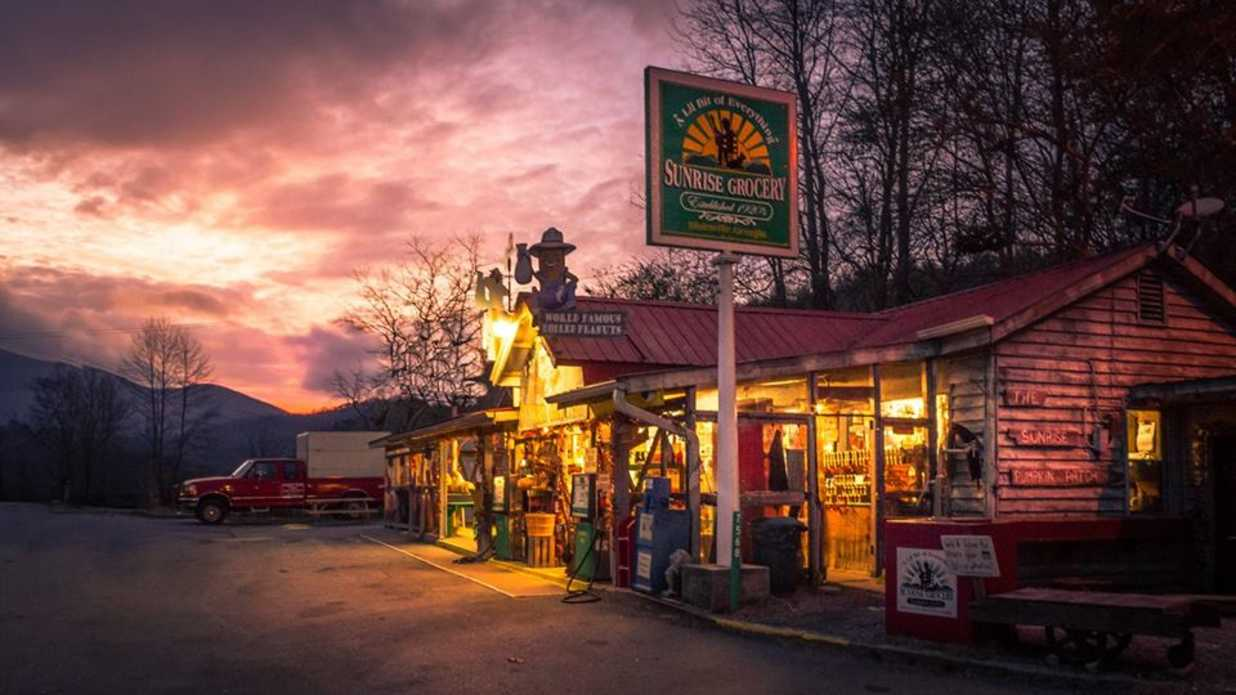 The South's Most Charming General Stores