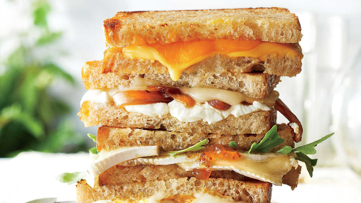 36 School Lunch Ideas to Try When You're Tired of PB&J