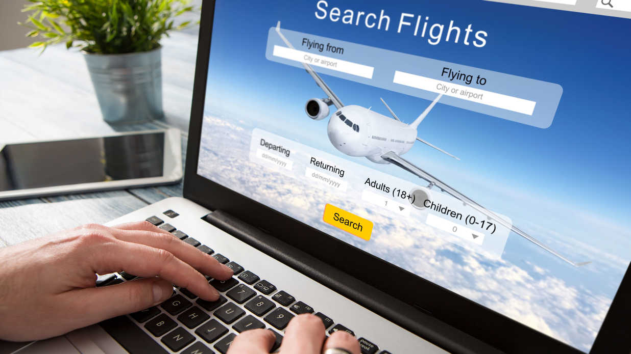Here are 6 easy ways to find the cheapest flights using for Cheap flights booking sites