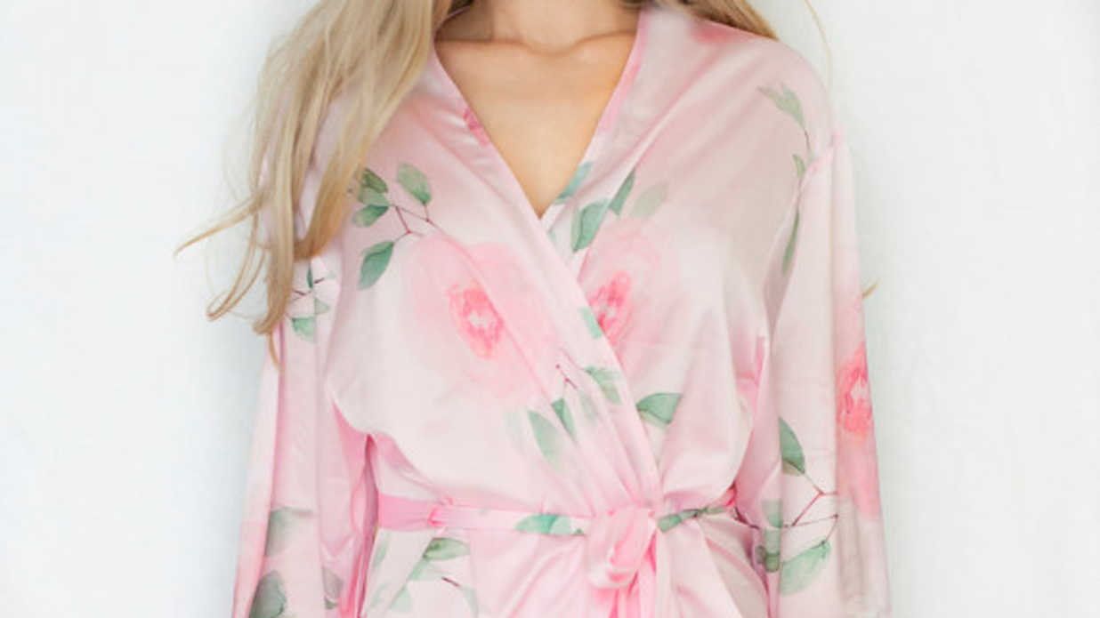 Getting Ready Robes Your Bridesmaids Will Love