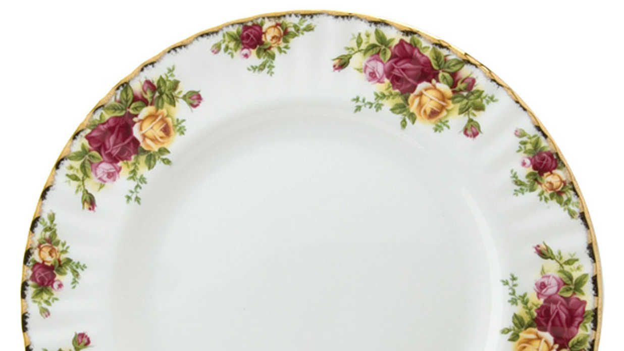 Our Favorite Floral China Patterns