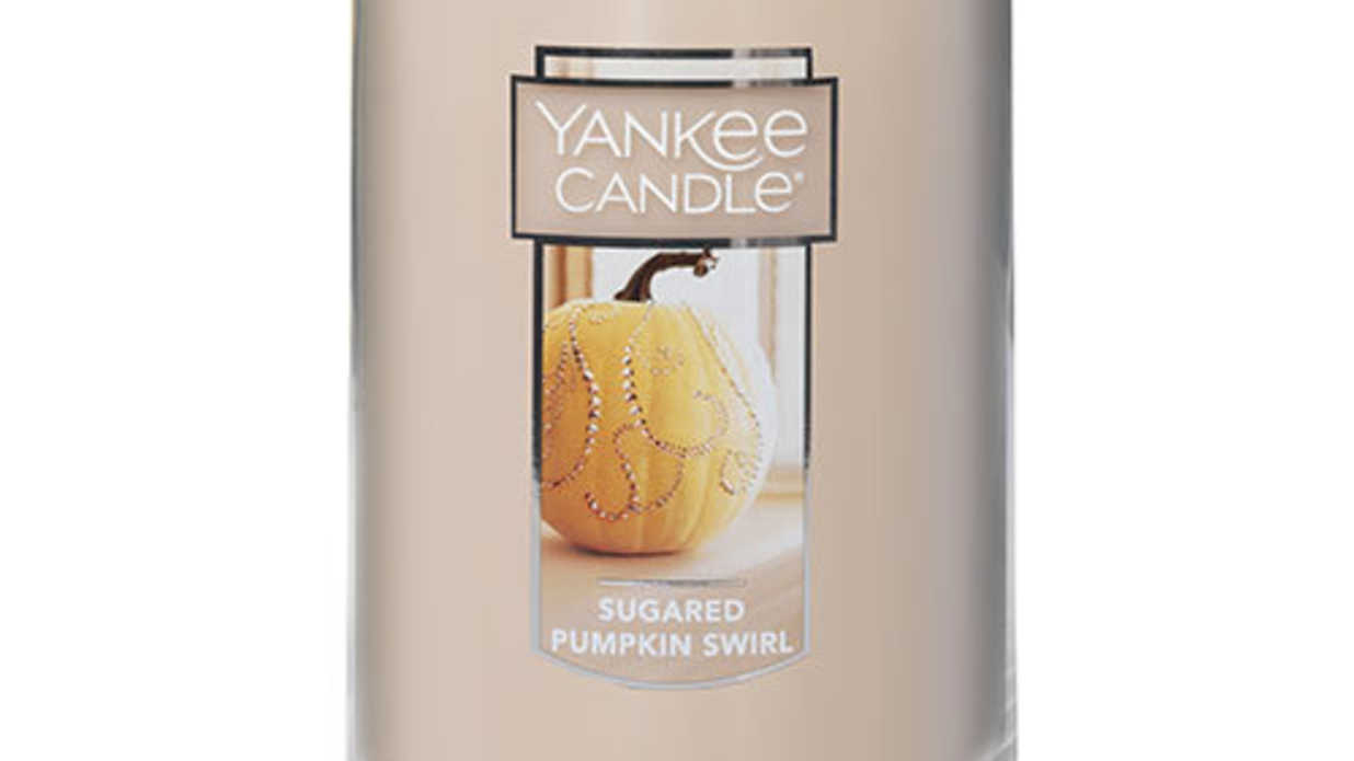The Best Fall Candles from Yankee Candle