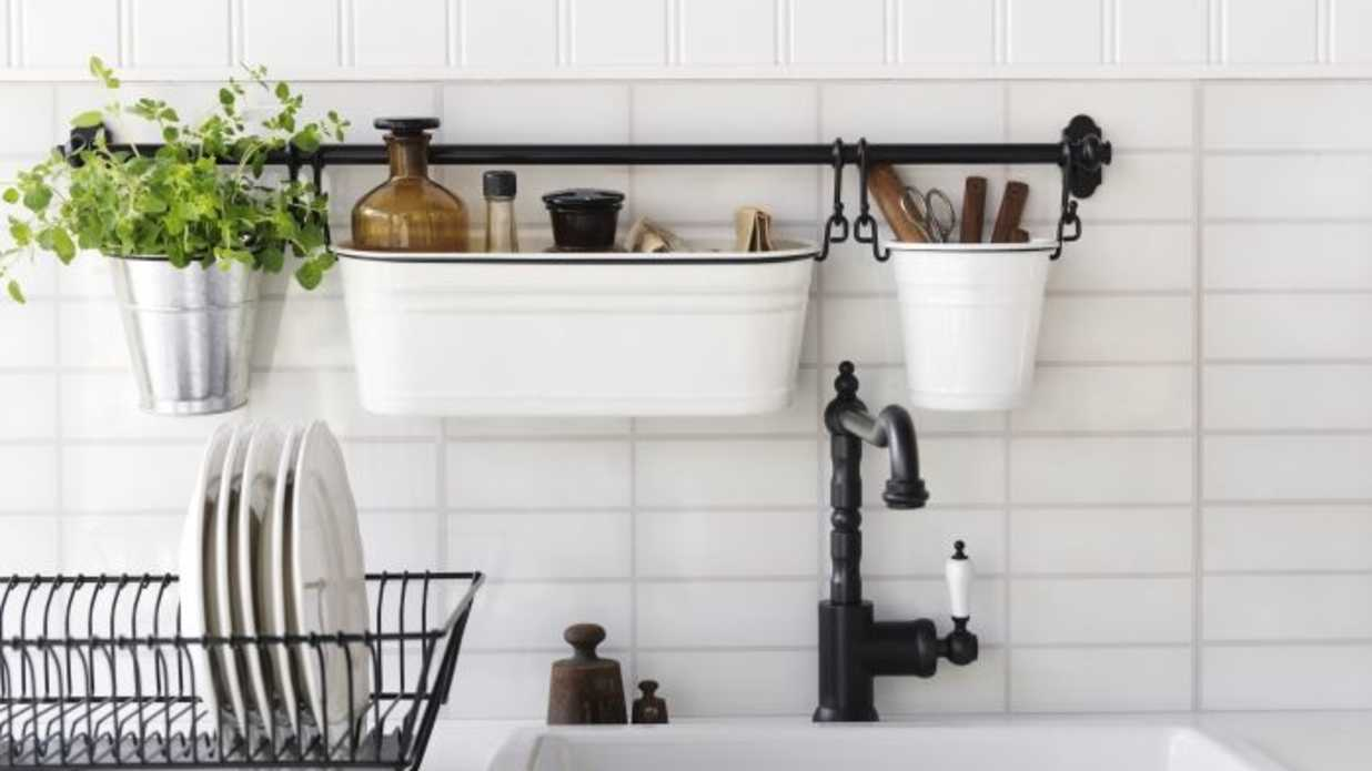 10 Smart Ways to Store Your Kitchen Tools