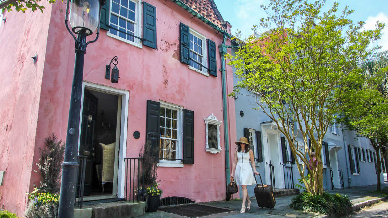 Charleston's Oldest (And Most Charming) House Is On The Market—And We're Taking You Inside