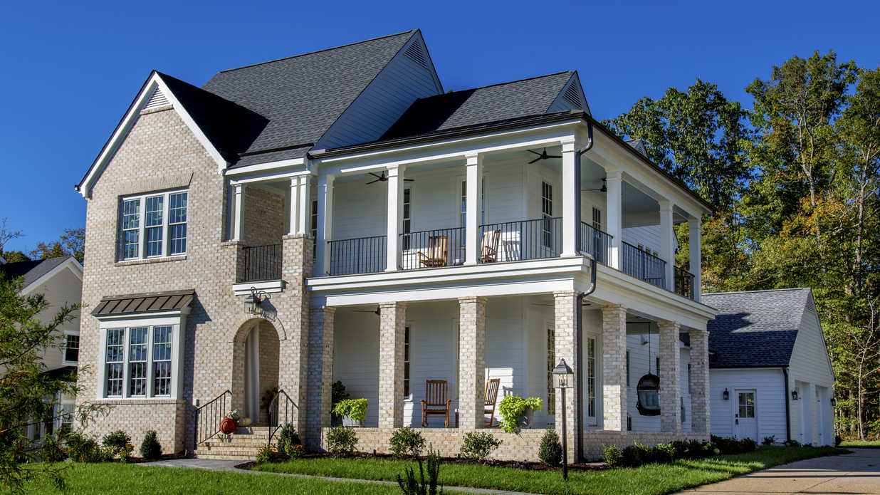 See Some of Our Favorite Southern Living House Plans on Hallsley's Street of Hope