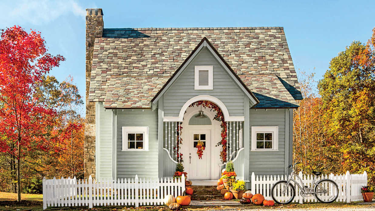 Our best house plans for cottage lovers southern living - What is a bungalow style home ...