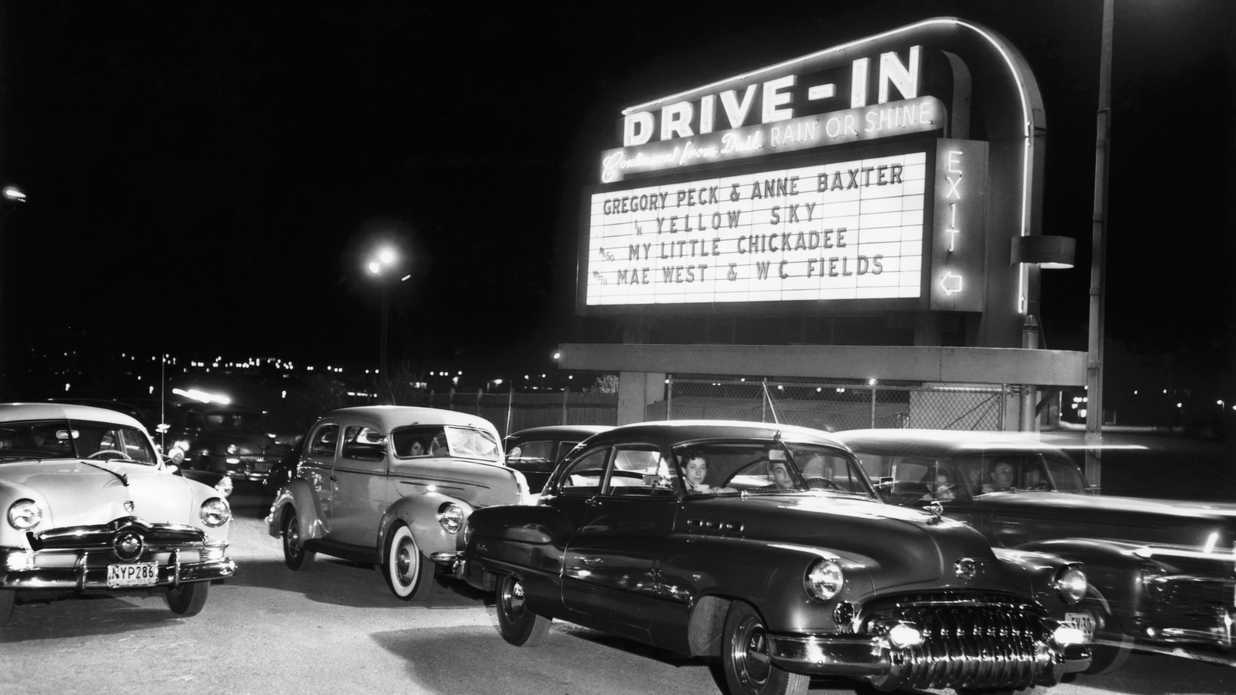 The South's Best Drive-In Movies