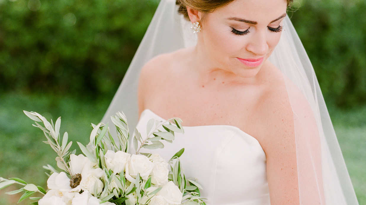 Wedding Makeup Ideas That Won't Leave a Dry Eye in the House