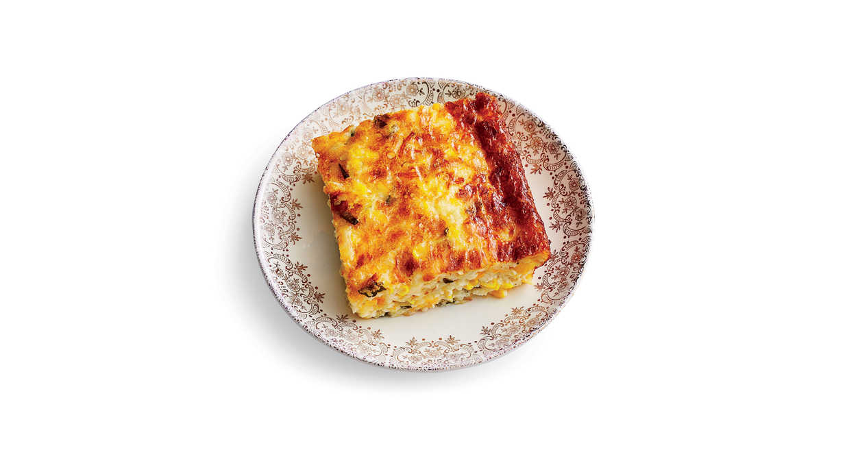 Food Network The Kitchen Corn Pudding