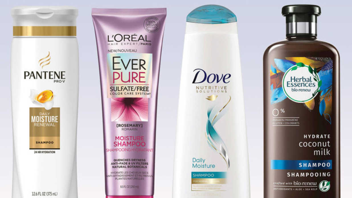 The Best Drugstore Shampoos for Dry, Brittle Hair