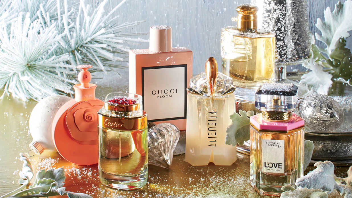 Sweet Holiday Fragrances She'll Love