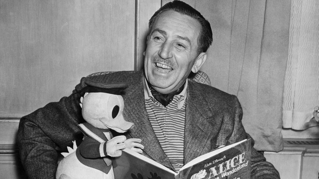 walt disney the man behind the To call walt disney an artist would be simplistic disney was always pushing for the next big idea, whether it was the world's first full-length animated movie or an amusement park that would eventually cover around 500 acres of california real estate, both ventures that critics predicted would fail.