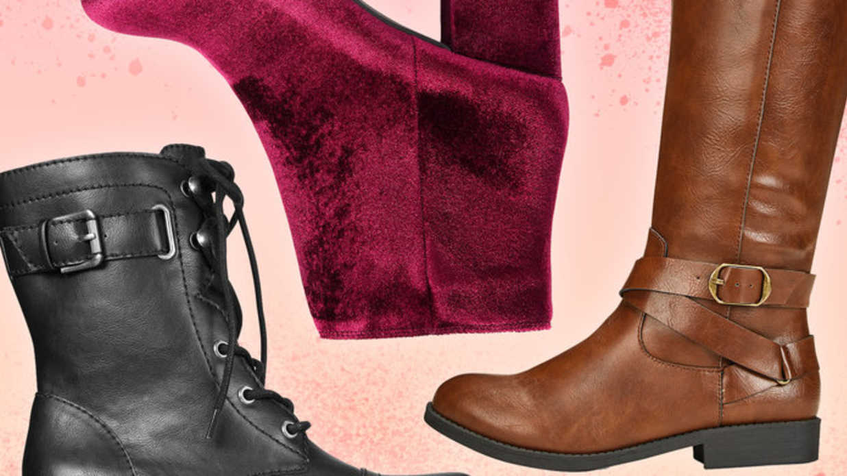No Joke, the Macy's Sale Has $20 Boots Right Now