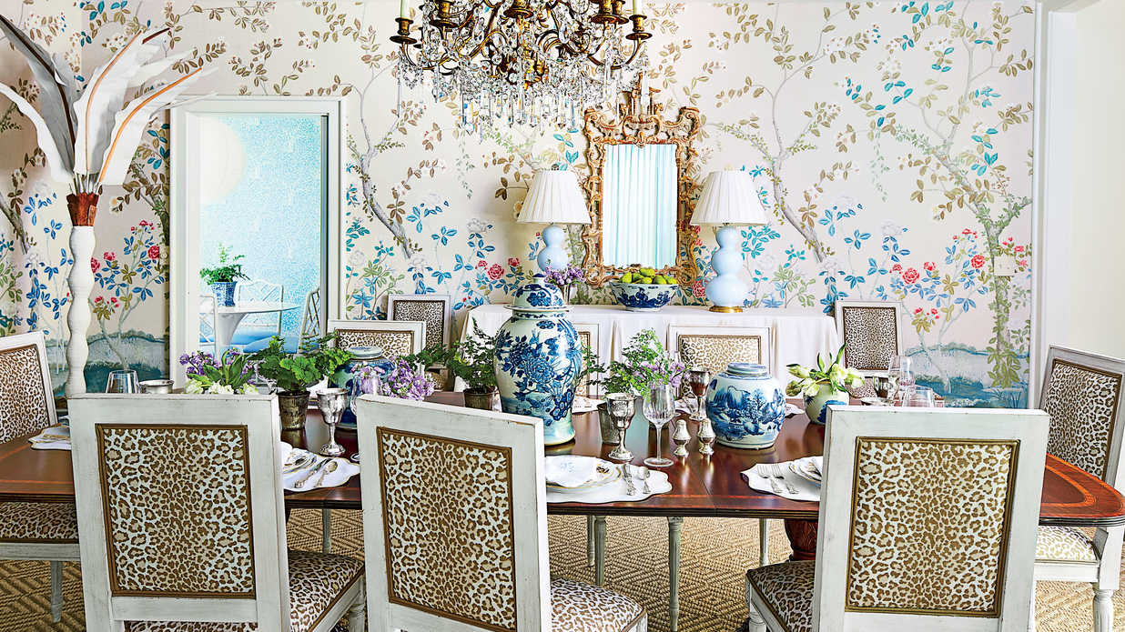 5 Old-Fashioned Decorating Trends That Are More Popular Than Ever