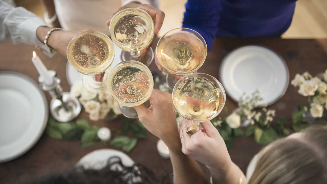 Budget Friendly Bubbly For Your Holiday Soiree