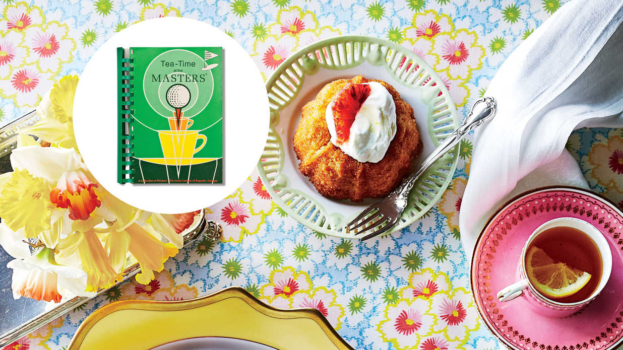 There's Nothing Sweeter Than Junior League Cookbooks and Citrus Desserts