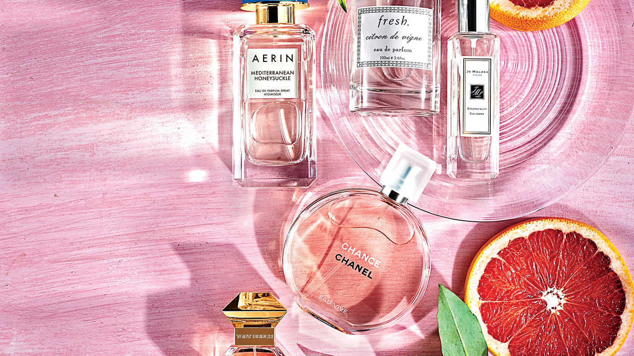 The Best Sunny Scents for Winter