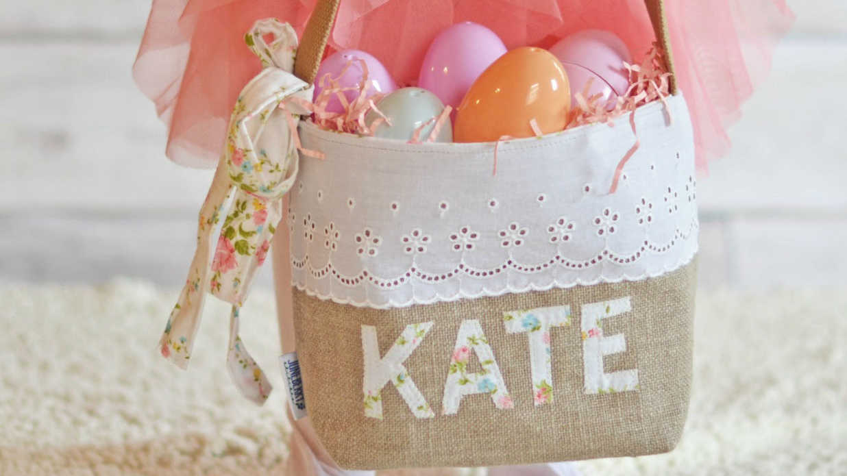 Personalized Easter Basket Ideas For Your Loved Ones