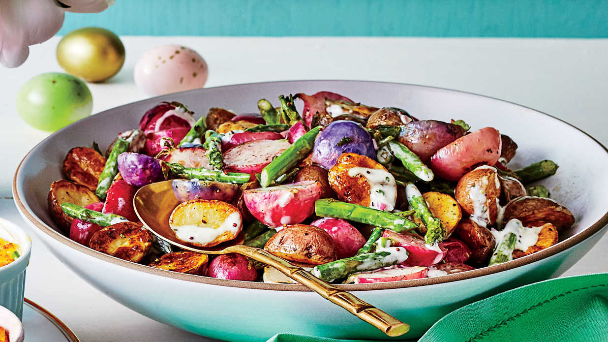 Our Favorite Easter Side Dishes for Ham