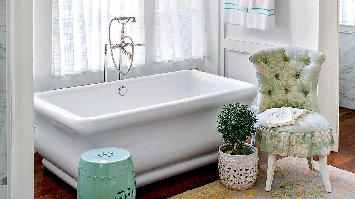 Proof That Your Bathroom Can–and Should–Feel Like a Spa
