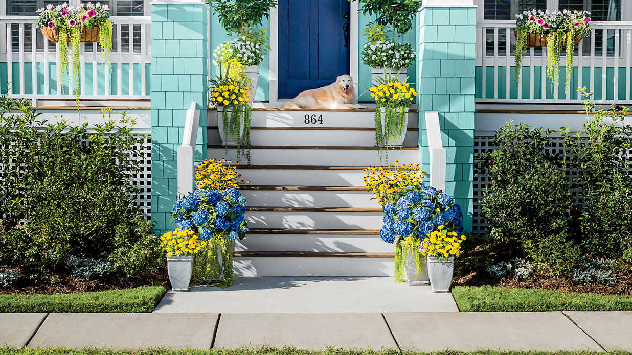 10 Secrets of Curb Appeal
