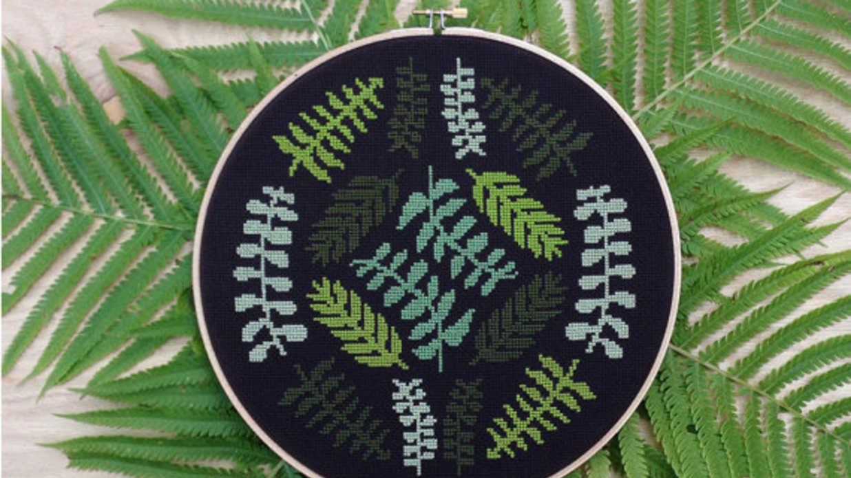Cross-Stitch Patterns So Cute You'll Want to Frame Them