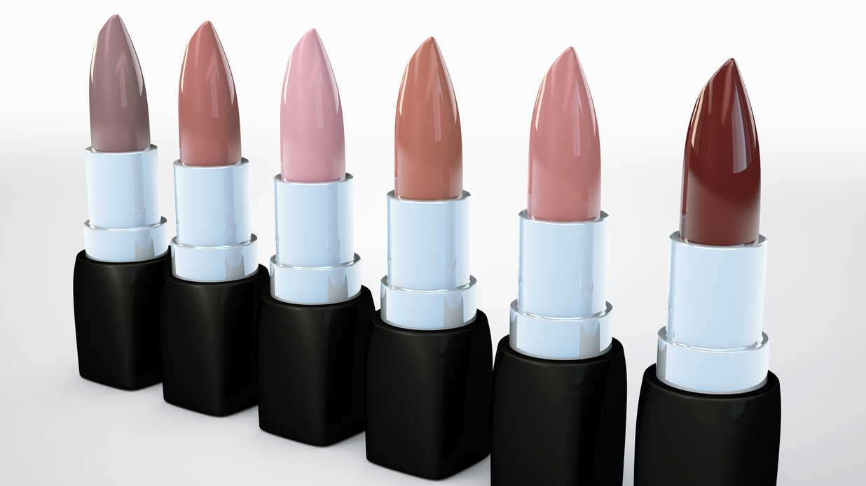 91733292fe3 Nude Lipsticks That Won't Wash You Out