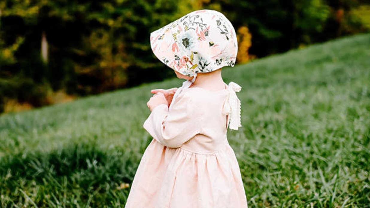 Adorable Easter Bonnets For Your Little One