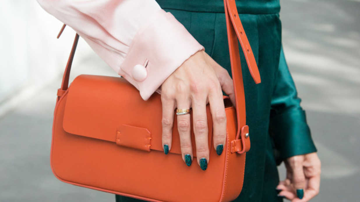 The Gorgeous Nail Polish Shade You'll See Everywhere This Month
