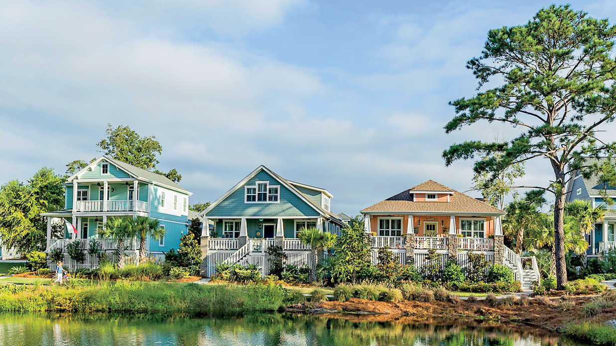 The South's Best Tiny Towns 2018