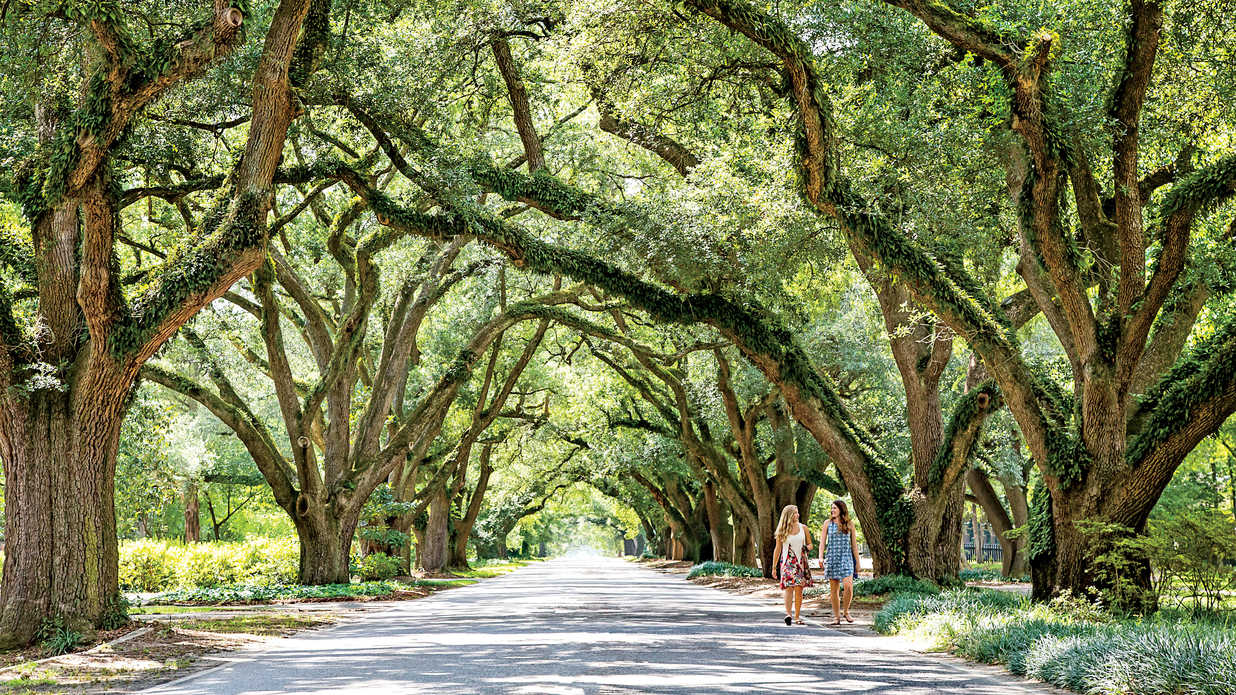 The South's Best Small Towns 2018