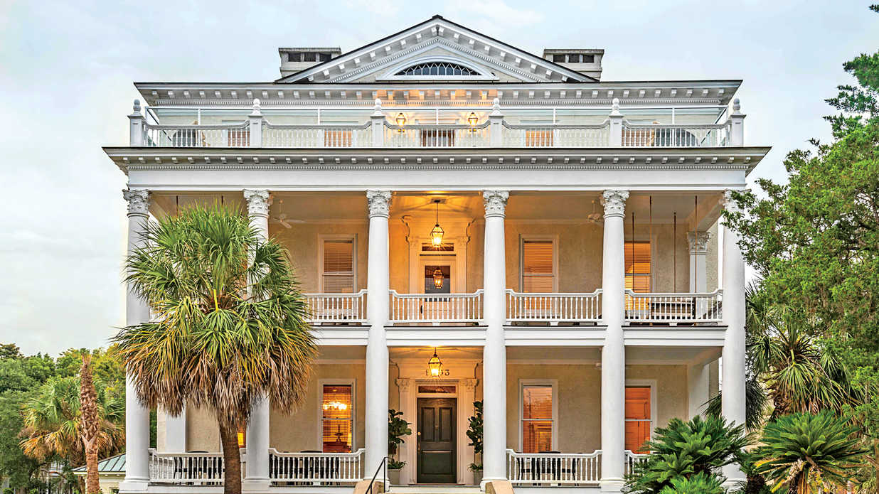 11 Southern Bed-and-Breakfasts Perfect for Mother-Daughter Getaways