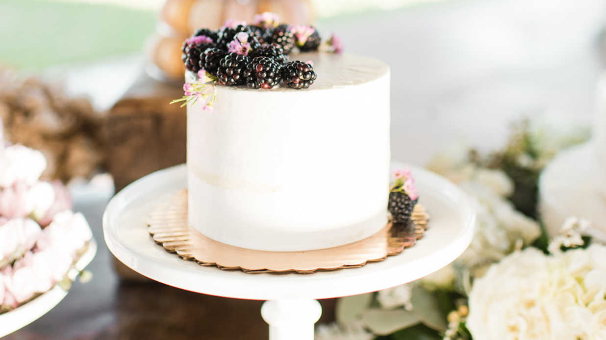 34th Wedding Anniversary Gifts: This Houston Wedding Had A Texas-Sized Dessert Table