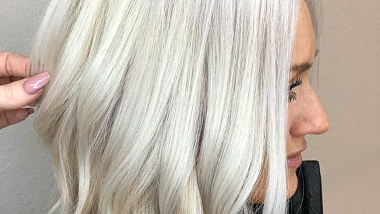 The New Platinum Blonde Is Here–And It's The Only Hair Inspiration You'll Need This Spring
