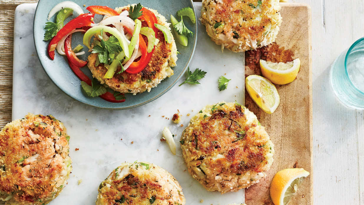 Savory Crab Recipes to Take Your Porch Party to the Next Level