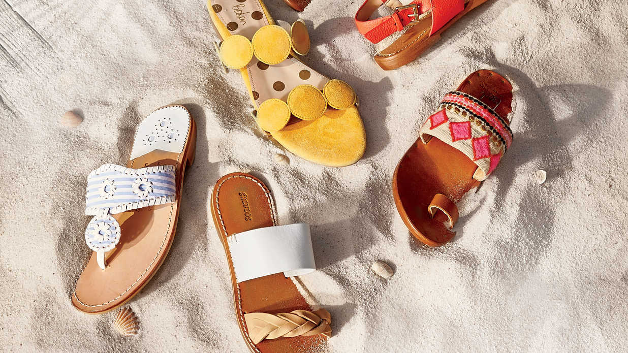 It's Sandal Season– And These Are Our Favorite Styles