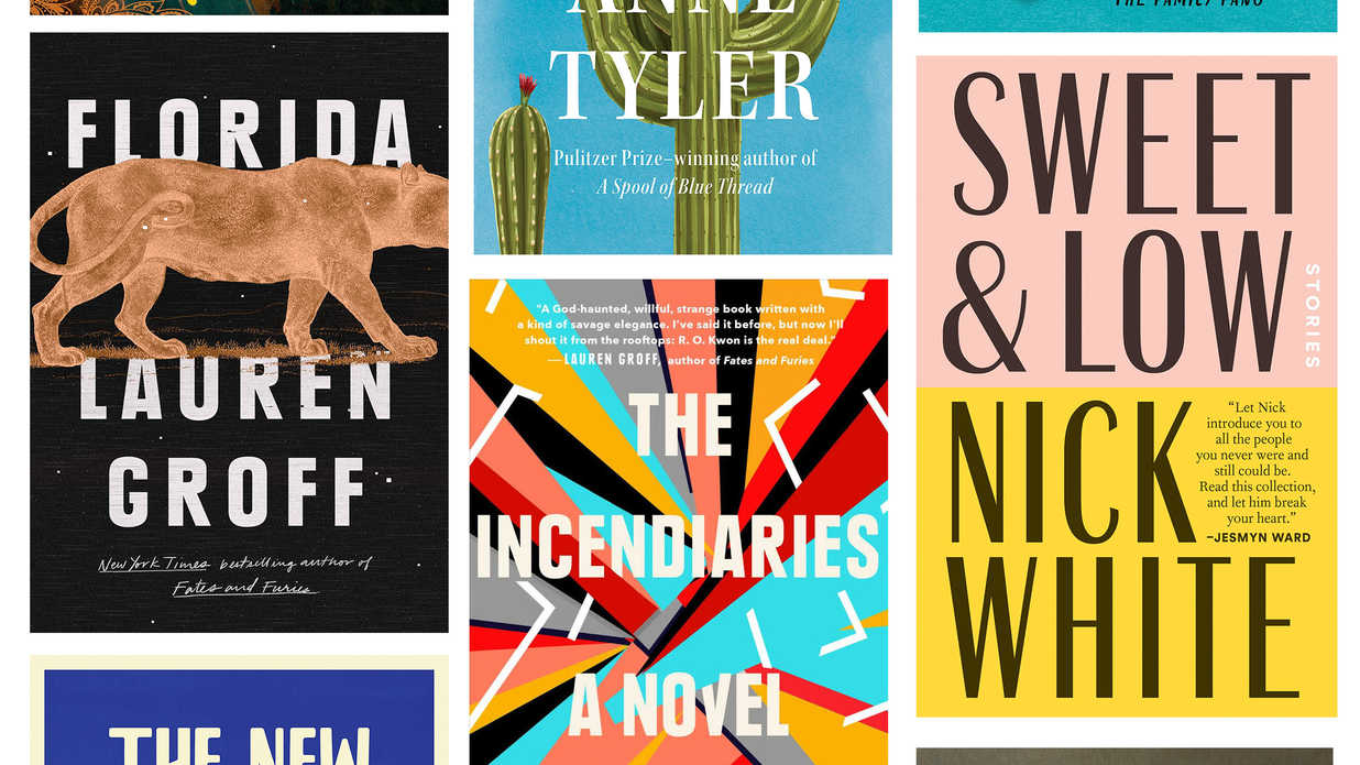 The Best New Books Coming Out Summer 2018