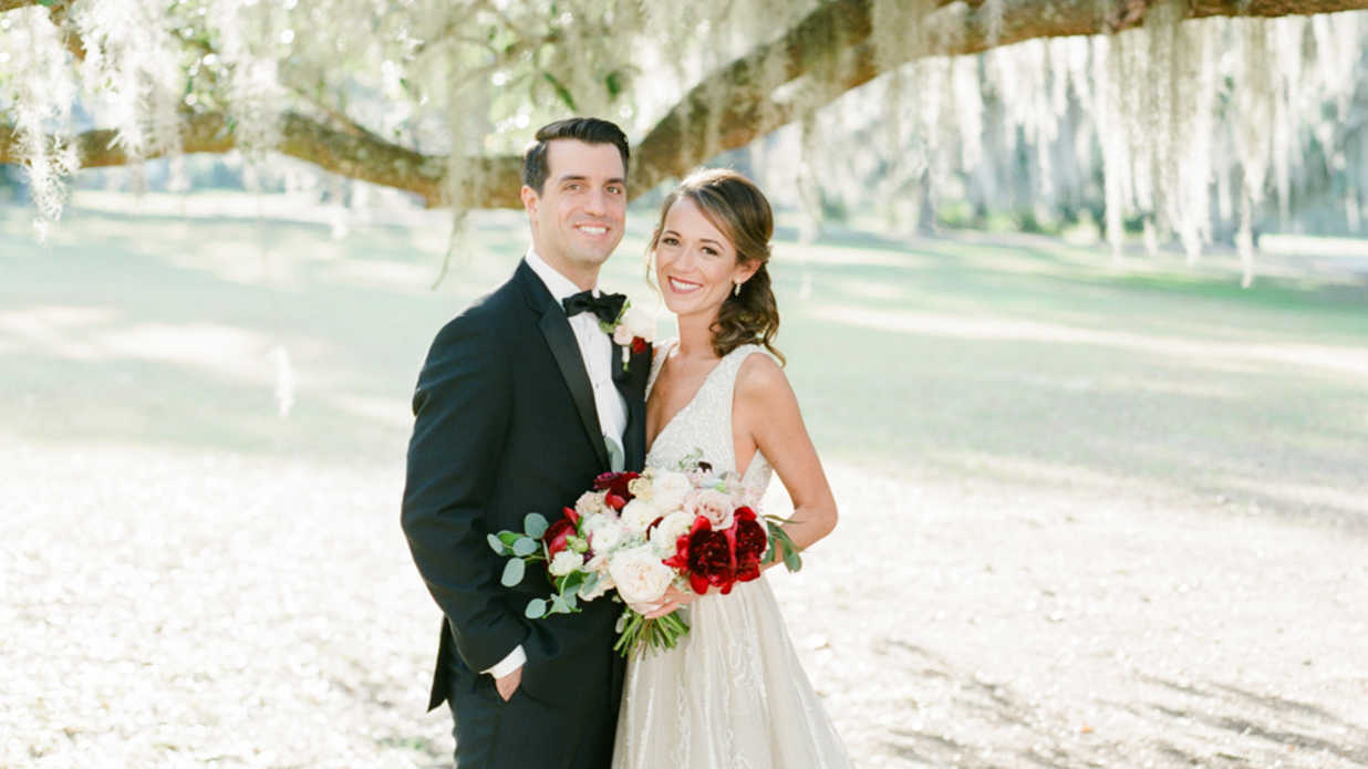 This Sweet Savannah Wedding Overcame the Worst Weather Woes
