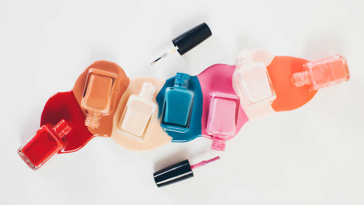 Everyone on Pinterest Is Obsessed with This Spring Nail Polish Shade