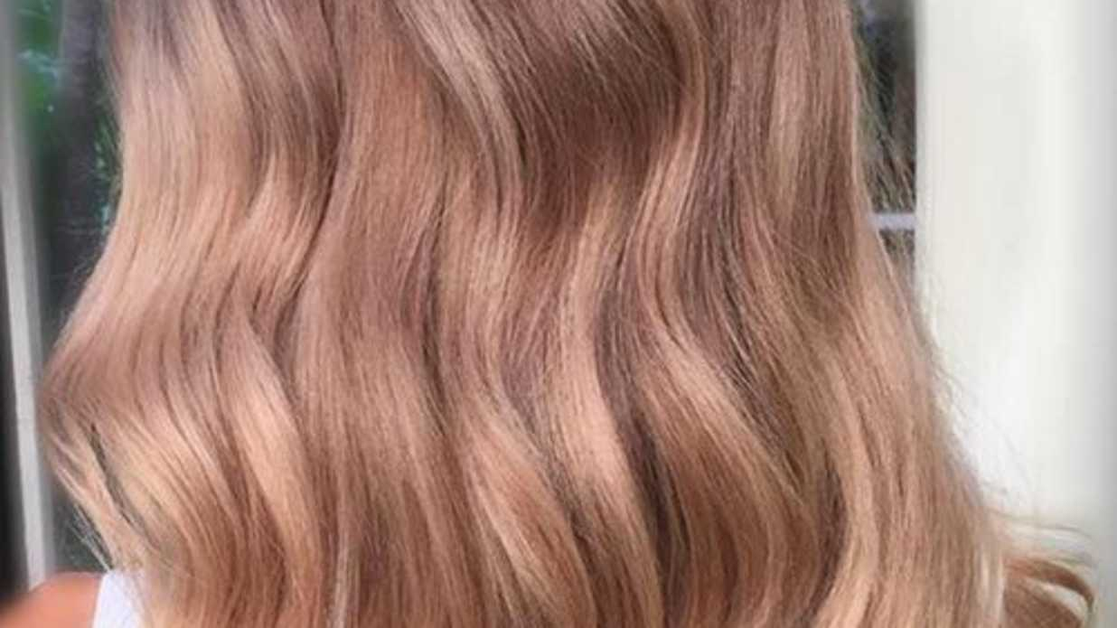 Rose Gold Hair Is As Dreamy As It Sounds