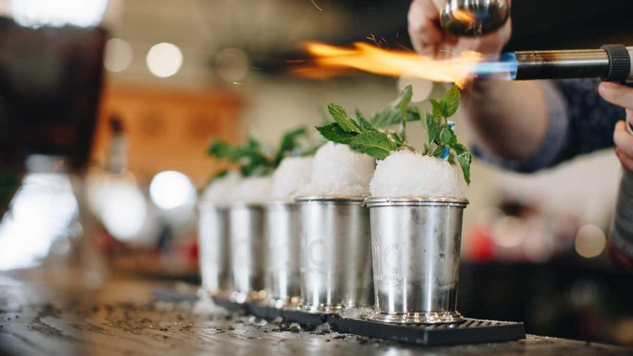 The Best Mint Juleps in America