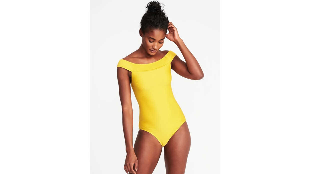 The Most Flattering One-Piece Swimsuits For Summer